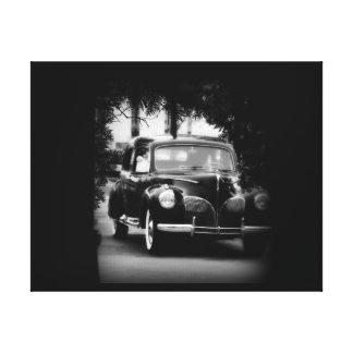 41 Lincoln Limousine Leinwanddruck