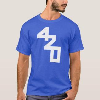 420 segelnd T-Shirt