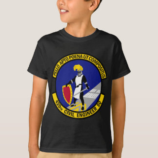 420th Ziviles Ingenieur-Geschwader T-Shirt