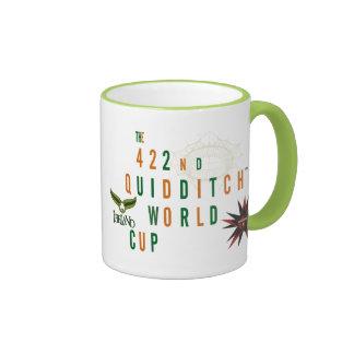 422nd Quidditch Weltmeisterschaft Kaffeetassen