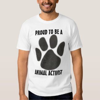 4233078725, STOLZ, A, TIERaktivist ZU SEIN T-shirt