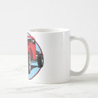 42 Chevy heben auf Kaffeetasse