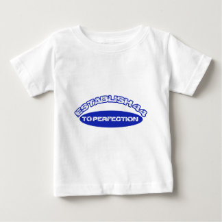 44-Geburtstags-Entwurf Baby T-shirt