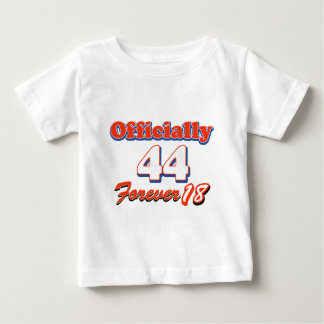 44 jährige Entwürfe Baby T-shirt