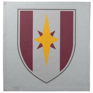 44. Medizinische Brigade Serviette