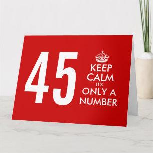 Bilder zum 45 geburtstag lustige 45. Geburtstag