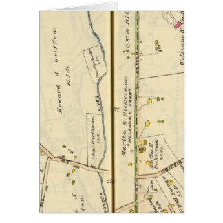 46-47 White Plains, Scarsdale Karte