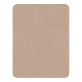 """4,25"""" x 5,5"""" umweltsmäßig 10,8 x 14 cm einladungskarte"""