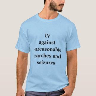4. Änderung T-Shirt