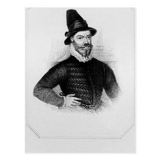 4. Graf James Douglas von Morton Postkarte