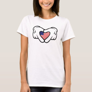 4. JULI INDEPENCE TAGESt-shirt T-Shirt