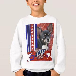 4. Juli Kracher - Chihuahua - Isabella Sweatshirt