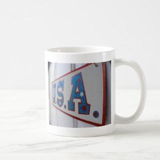 4. Juli USA gesprungen Kaffeetasse