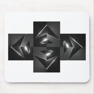 4 Pfeile Mousepad