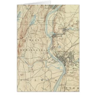 4 Springfield Blatt Karte