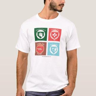 4 Vergünstigungsbastard T-Shirt