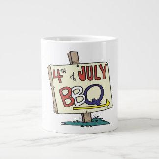 4. Von Juli-Grill Jumbo-Tasse