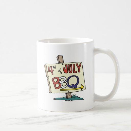 4. Von Juli-Grill Kaffeehaferl
