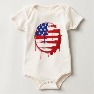 4. von Juli-Kuchen Baby Strampler