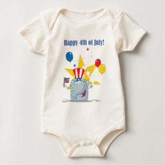 4. von Juli-Lappalien Baby Strampler