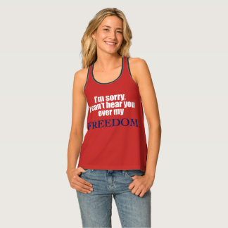 4. von Juli-Shirt, 4. von Juli, patriotisches Tanktop
