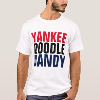 4. VON JULI-T - Shirts YANKEE-GEKRITZEL-DANDY