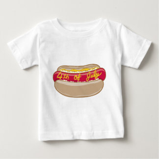 4. von Juli-Würstchen Baby T-shirt