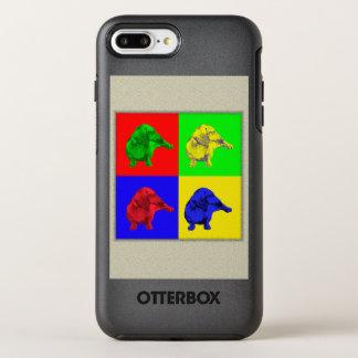 4DAXs OtterBox Symmetry iPhone 8 Plus/7 Plus Hülle