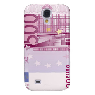 500-Euro - Schein iPhone 3 Fall Galaxy S4 Hülle