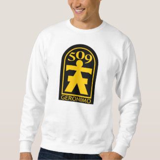 509th PIR Geronimo Flecken Sweatshirt