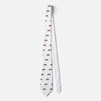 50 50 Vaterrechte, Krawatte