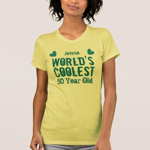 50. Das coolste 50 jährige W50B der Geburtstags-We Shirts