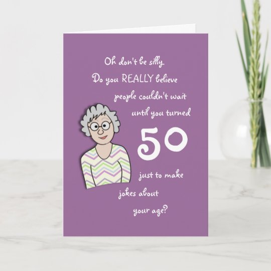 50 Geburtstag Karte Lustig.50 Geburtstag Fur Ihr Lustige Karte