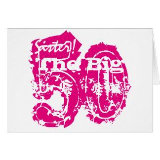 50 Geburtstag Schwester : 50 geburtstag schwester geschenke ~ Frokenaadalensverden.com Haus und Dekorationen