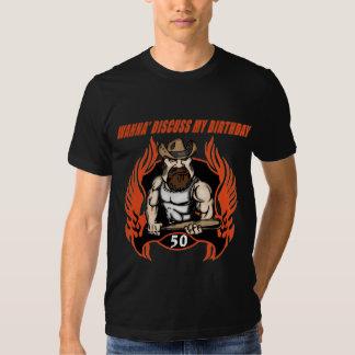 50. Geburtstags-Geschenke Shirts