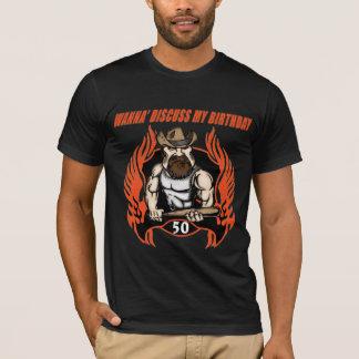 50. Geburtstags-Geschenke T-Shirt