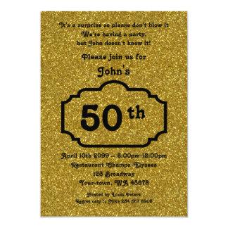 50., Geburtstags-Mann, Party-Mann, jedes mögliches Karte