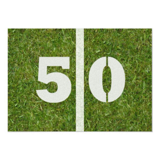 50. Geburtstag Einladungen
