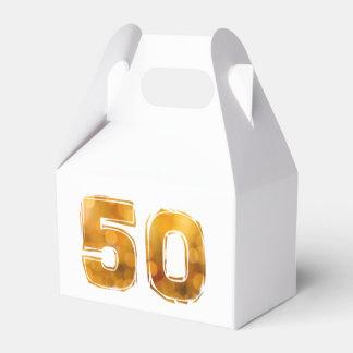 50 GESCHENKSCHACHTEL