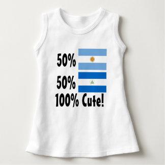50% Guatemalteke 50% Nicaragua 100% niedlich Kleid