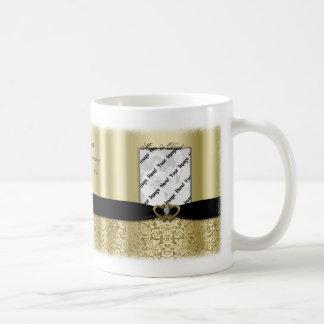 50. Hochzeits-Jahrestags-Foto-Tasse Tasse