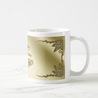 50. Hochzeits-Jahrestags-Tasse Tasse