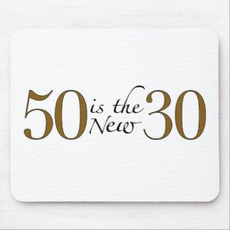50 ist die neuen 30 mousepad