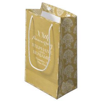 50. oder anderer Hochzeits-Jahrestag Kleine Geschenktüte