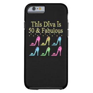 50 UND FABELHAFTE SCHUH-KÖNIGIN TOUGH iPhone 6 HÜLLE