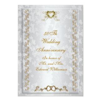 50. Viktorianische Engel der Jahrestags-Party Karte
