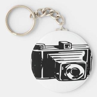 50er Kamera Schlüsselanhänger