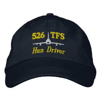 526 TFS F-100golf-Hut Bestickte Kappe