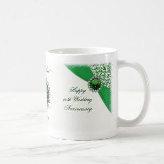 55. Hochzeits-Jahrestags-Tasse Tasse