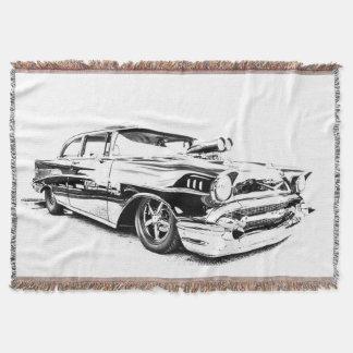 57 Wurfs-Decke Chevy Tier-#2 Decke